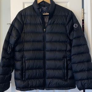 Men's Abercrombie & Fitch Puffer Jacket